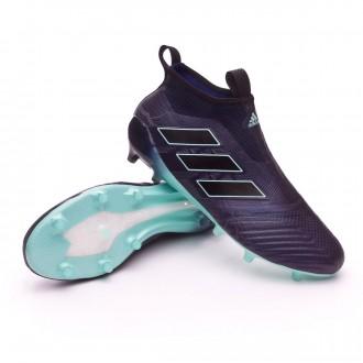 Bota  adidas Ace 17+ Purecontrol FG Legend ink-Core black-Energy aqua