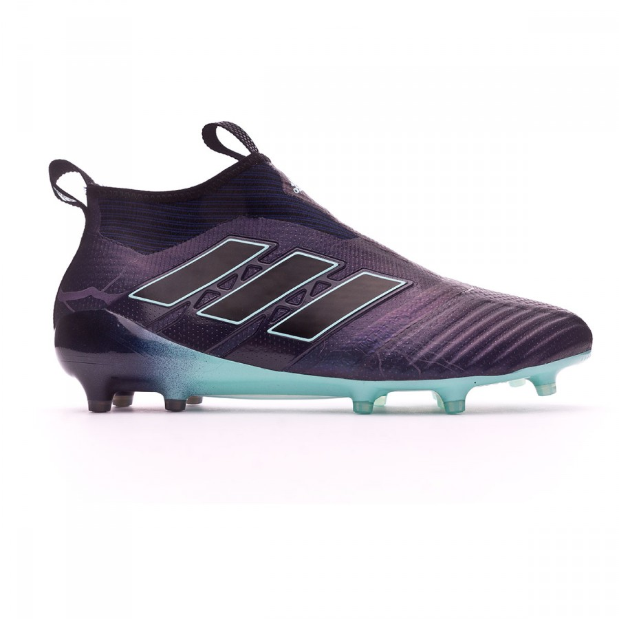 f23540fc12e5 Football Boots adidas Ace 17+ Purecontrol FG Legend ink-Core black-Energy  aqua - Tienda de fútbol Fútbol Emotion