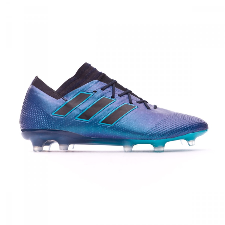 62c6b03e7 Football Boots adidas Nemeziz 17.1 FG Energy blue-Core black - Football  store Fútbol Emotion