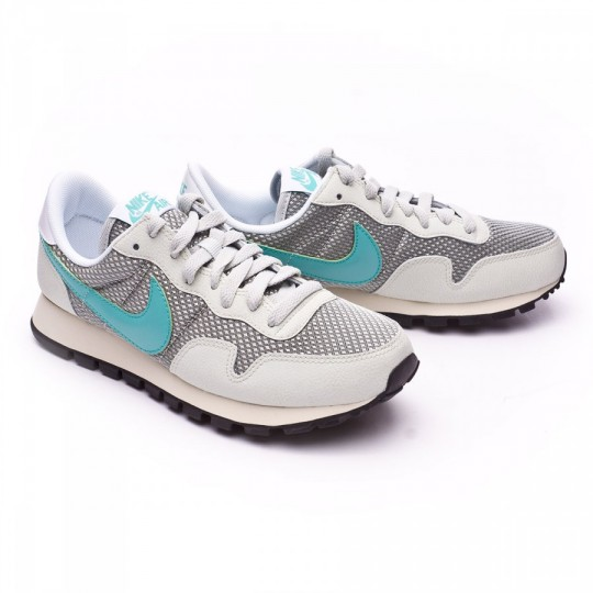 Zapatilla  Nike Air Pegasus '83 Mujer Light silver-Washed teal-White-Flat opal