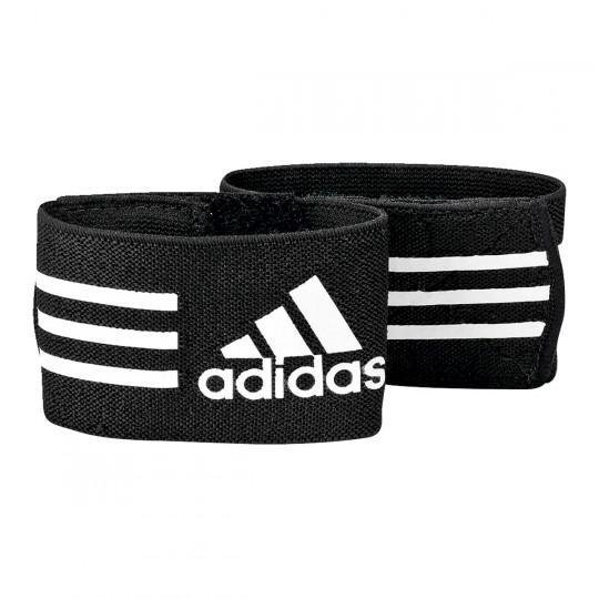 adidas Sujeta Espinilleras Ankle Strap Black-White