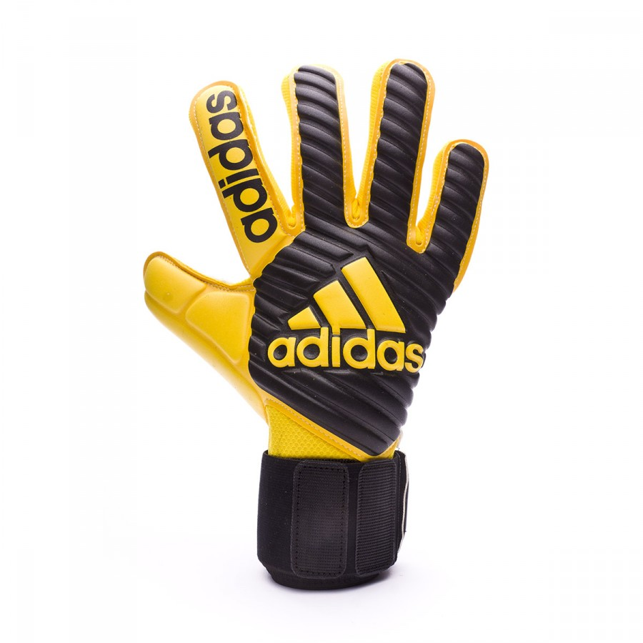 4ac72f3a2 Glove adidas Classic Pro Yellow-Black - Football store Fútbol Emotion
