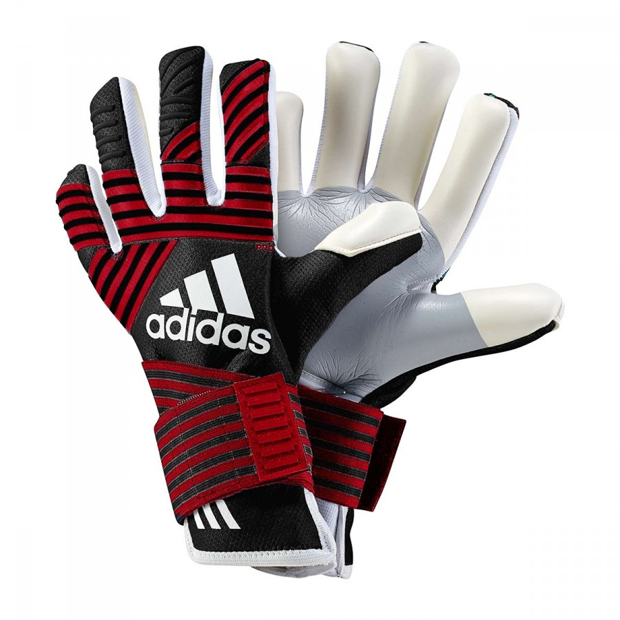 337492b92647 Glove adidas Ace Trans Pro Manuel Neuer Black-Red-White - Football ...