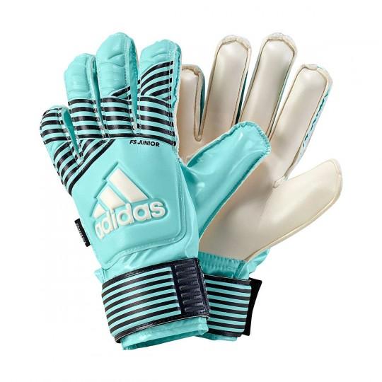 Guante  adidas Ace Fingersave Niño Aqua-Blue energy