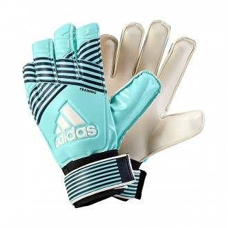 Guante  adidas Ace Training Aqua-Blue energy-Tinley