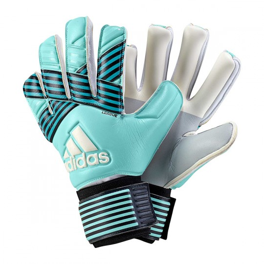 Luvas  adidas Ace League Aqua-Blue energy-Tinley