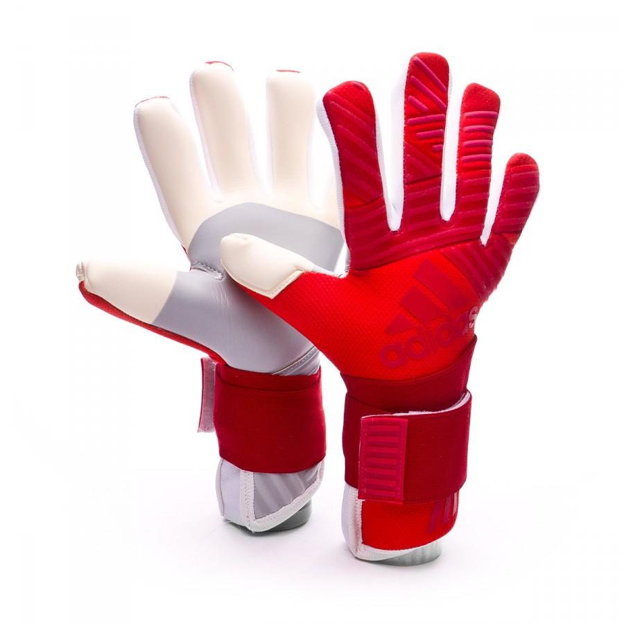 bfafc0d5533 Glove adidas Ace Next Generation Red fire-Black - Football store ...