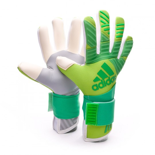 Luvas  adidas Ace Next Generation Energy green