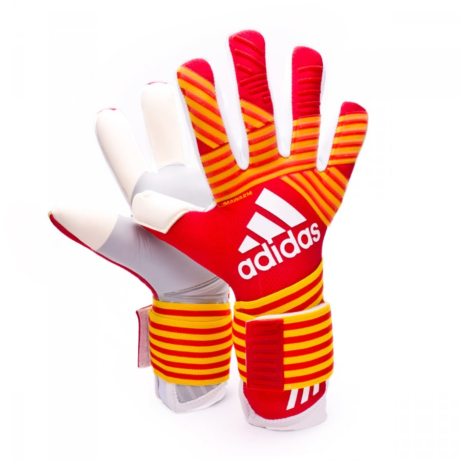 d2b0acc8 Guante Ace Trans Climawarm Red-yellow