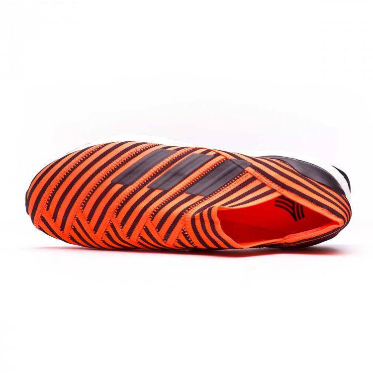 Zapatilla Nemeziz Tango 17+ 360 Agility TR UltraBoost Solar orange Core black
