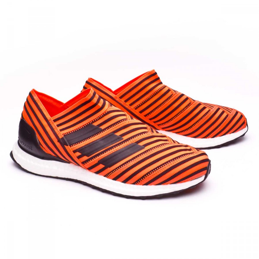 4e5d5f7c44be8 adidas Nemeziz Tango 17+ 360 Agility TR UltraBoost Trainers. Solar orange-Core  ...
