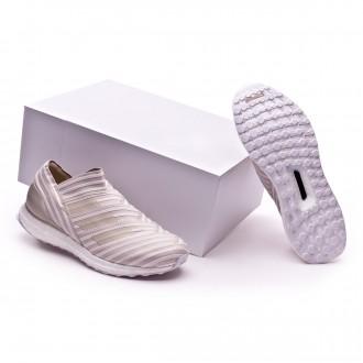 Zapatilla  adidas Nemeziz Tango 17+ 360 Agility TR UltraBoost Clear brown-Sesame-Chalk white