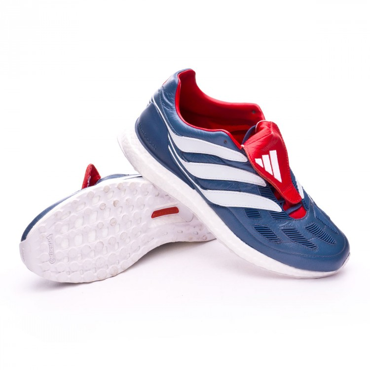 5ace26d5630a Trainers adidas Predator Precision TR UltraBoost Blue grey-White ...