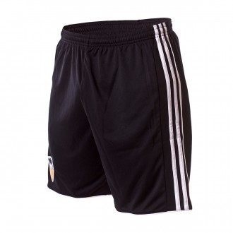 Pantalón corto  adidas Valencia CF Primera Equipación 2017-2018 Black-White