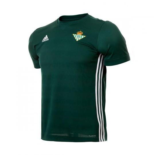 Camiseta  adidas Betis Segunda Equipación 2017-2018 Collegiate green