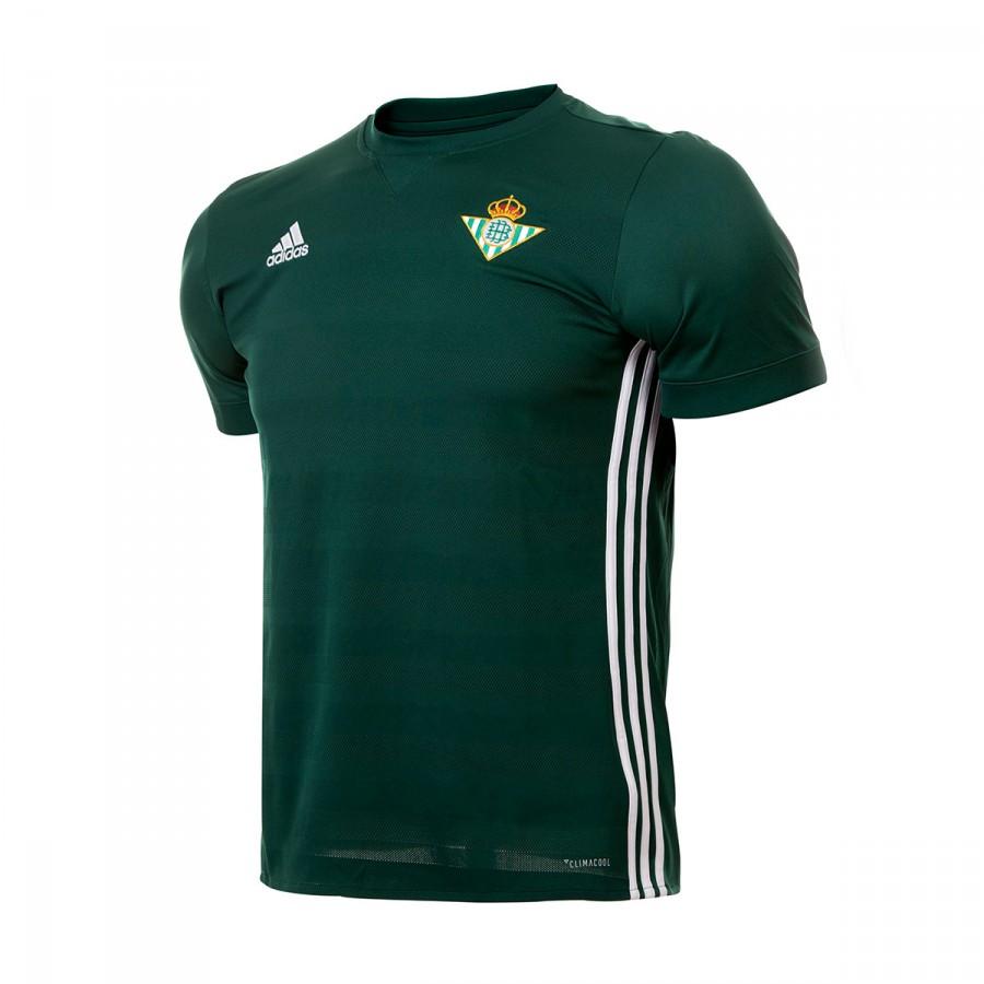 Jersey adidas Betis Away 2017-2018 Collegiate green - Football store Fútbol  Emotion 806f409413c49