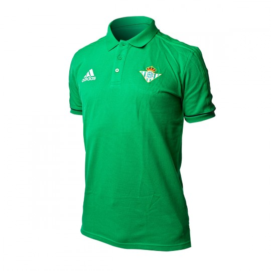 Polo  adidas Betis 2017-2018 Green-Black-White