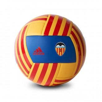 Bola de Futebol  adidas Valencia CF Glider Super yellow-Red