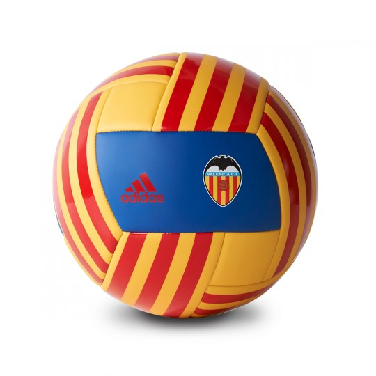 Balón  adidas Valencia CF Glider Super yellow-Red