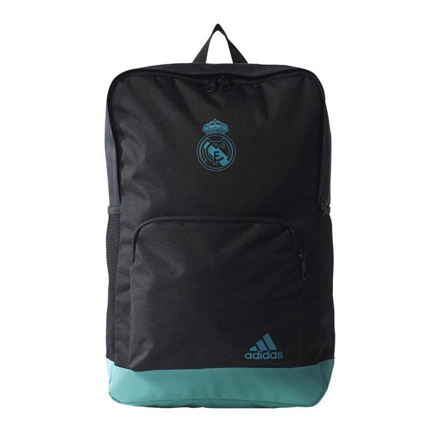2a4fda028 Backpack adidas Real Madrid 2017-2018 Black-Aero reef - Football store  Fútbol Emotion