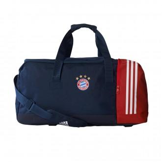 Saco  adidas FC Bayern Munich 2017-2018 Collegiate navy-True red