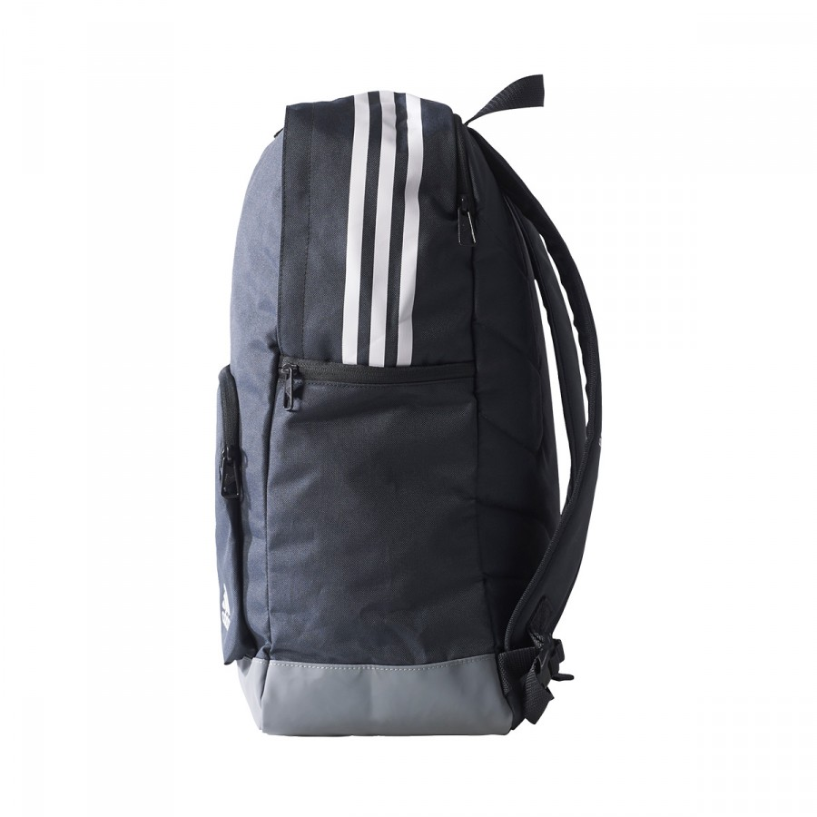e2b217a459778 Backpack adidas Manchester United FC 2017-2018 Night grey-Grey-White -  Football store Fútbol Emotion