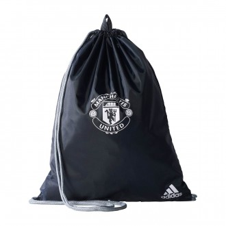 Zaino  adidas Gymbag Manchester United FC 2017-2018 Night grey-White