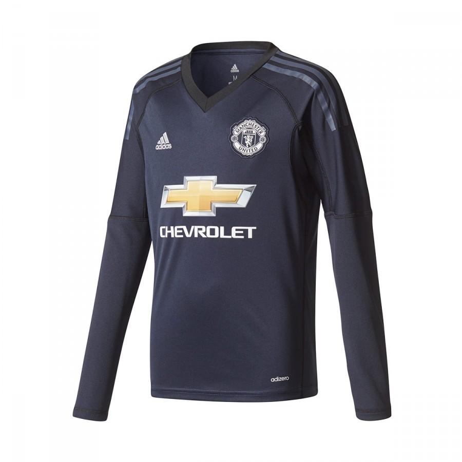 Camiseta adidas Manchester United FC Primera Equipación 2017-2018 ... b6080bd54fd3