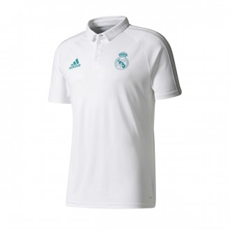 Pólo  adidas Real Madrid 2017-2018 White