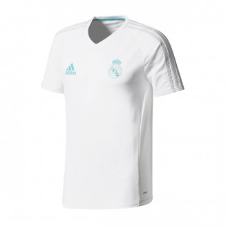 Camiseta  adidas Real Madrid Training 2017-2018 White