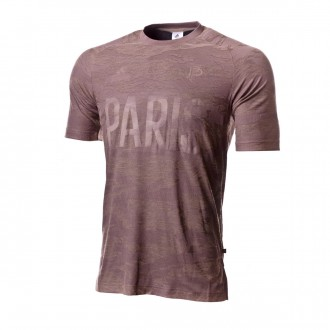 Camisola  adidas Pogba Tango Graphic Clear brown