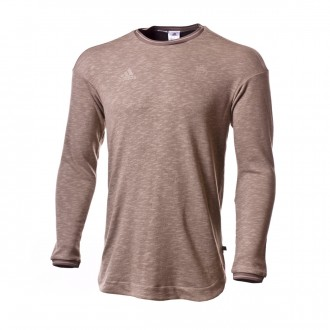Sweatshirt  adidas Pogba Tango SWT Light brown