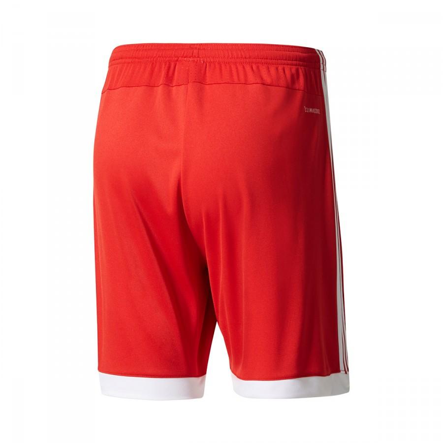 f5afb8caf0368 Pantalón corto adidas FC Bayern Munich Primera Equipación 2017-2018 Niño  True red-White - Tienda de fútbol Fútbol Emotion