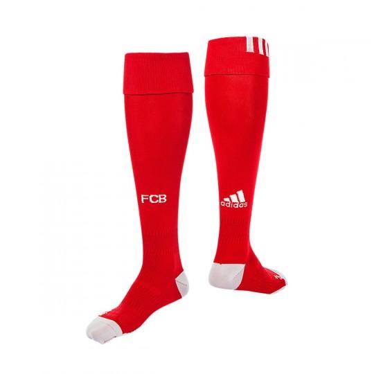 Medias  adidas FC Bayern Munich Primera Equipación 2017-2018 True red-White