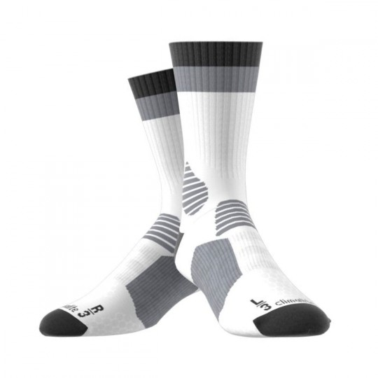Chaussettes  adidas Comfort White-Grey