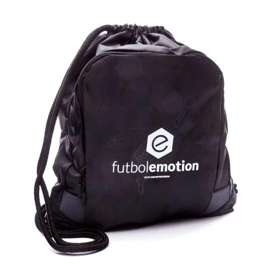 Saco  SP Gymsack Fútbol Emotion Inspiration Preto