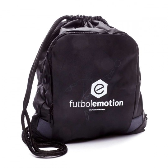 Bolsa  SP Gymsack Fútbol Emotion Inspiration Negro