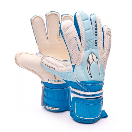 Luvas  HO Soccer Aquagrip gen8 DUO Blue-White