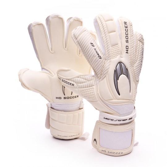 Guante  HO Soccer Pro Curved gen6 Aquaformula Blanco