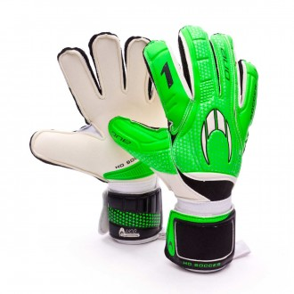 Guante  HO Soccer One Flat UCG White-Green-Black