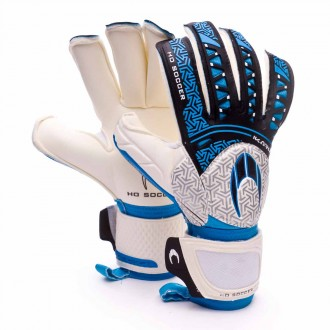 Luvas  HO Soccer SSG Ikarus Roll Finger White-Blue-Black