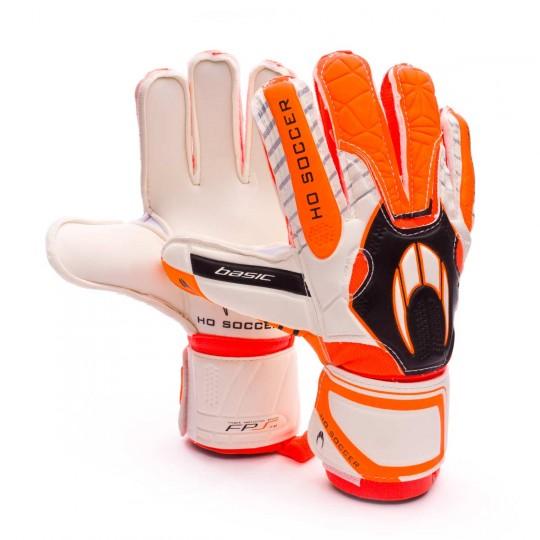 Gant  HO Soccer Basic Protek Orange Blanc-Orange