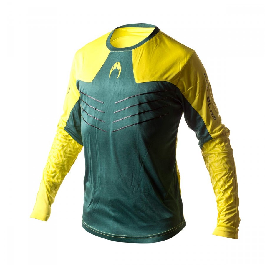 b9c8e0c1a7a32 Jersey HO Soccer Ikarus Green - Football store Fútbol Emotion