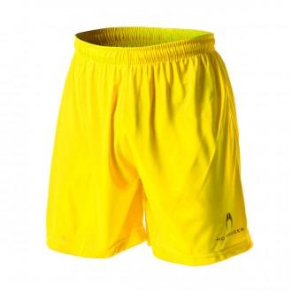 Pantalón corto  HO Soccer HO Universal Fluor lime