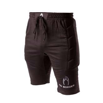 Short  HO Soccer Logo Black