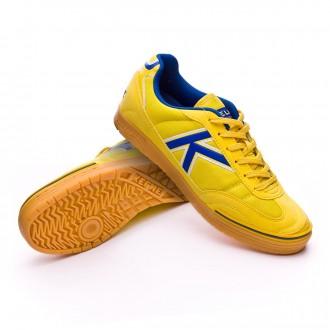 Sapatilha de Futsal  Kelme Trueno Sala Amarelo