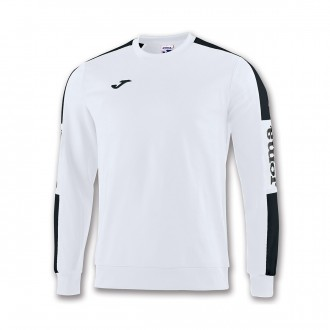 Sweatshirt Joma Champion IV Branco-Preto
