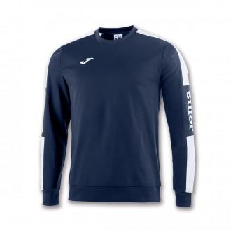 Sweatshirt Joma Champion IV Azul Marinho-Branco