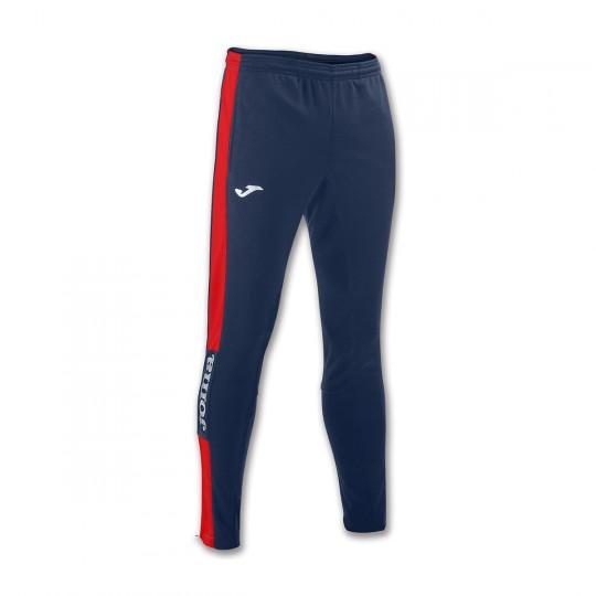 Pantalon  Joma Champion IV Pitillo Bleu marine-Rouge