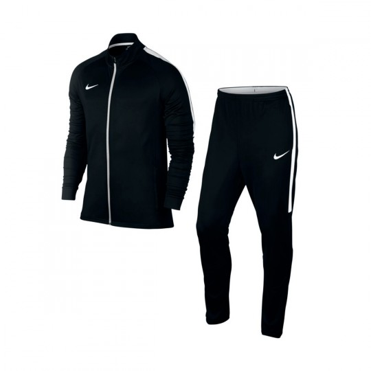 Chándal  Nike Dry Academy Black-White